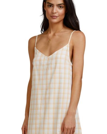 4 La Sol Summer Dress Yellow 6513473 Billabong