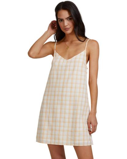 0 La Sol Summer Dress Yellow 6513473 Billabong