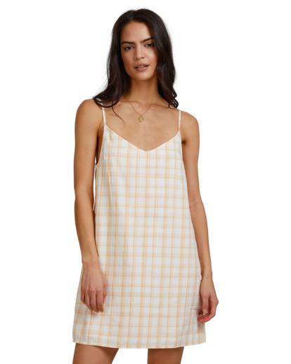 1 La Sol Summer Dress Yellow 6513473 Billabong