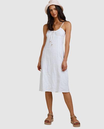 1 Daydream Dress White 6513475 Billabong