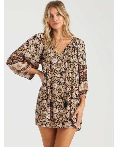1 Gypset Dress Black 6513476 Billabong