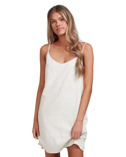 1 Summer Love Dress White 6513477 Billabong