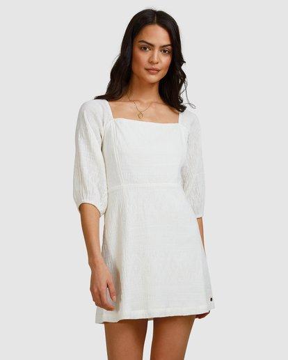 4 Island Dress White 6513480 Billabong