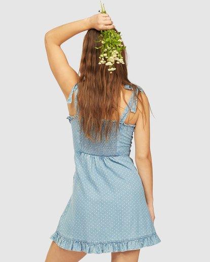 3 Wrangler Lovely Day Dress Blue 6513481 Billabong