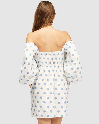 4 Wrangler Bellflower Dress White 6513483 Billabong
