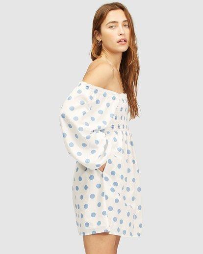 3 Wrangler Bellflower Dress White 6513483 Billabong