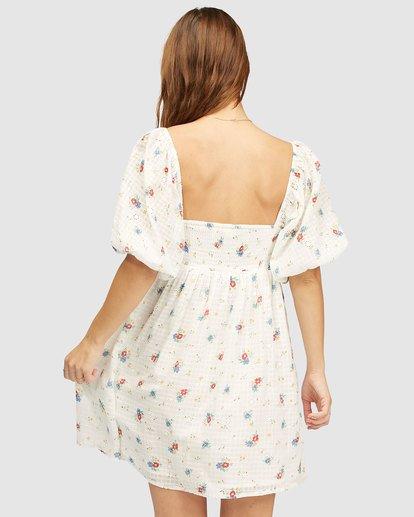 5 Wrangler Forget Me Not Dress White 6513485 Billabong