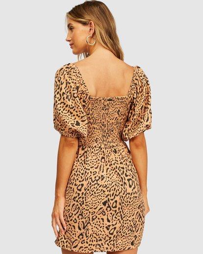 2 Paradise Mini Dress Brown 6513491 Billabong