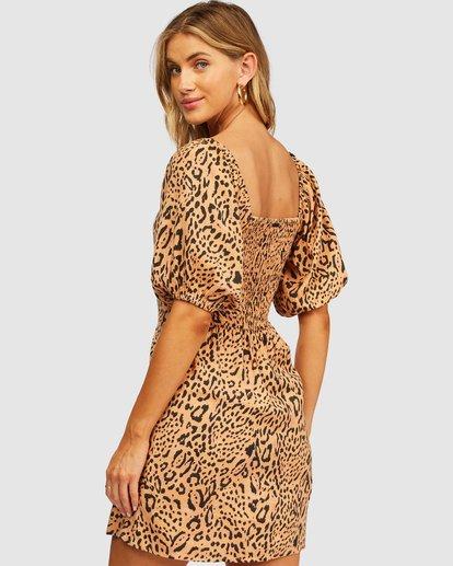 1 Paradise Mini Dress Brown 6513491 Billabong