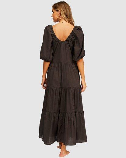 2 Endless Shore Maxi Dress Black 6513492 Billabong
