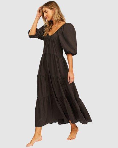 1 Endless Shore Maxi Dress Black 6513492 Billabong
