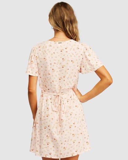 2 Full Swing Mini Dress Pink 6513495 Billabong