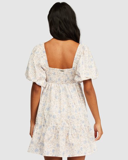 2 Be Mine Babydoll Dress White 6513497 Billabong