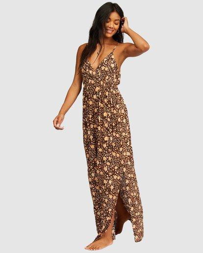 1 Sunbeams Dress Black 6513501 Billabong