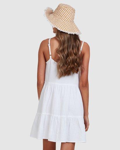 3 Paradise Found Dress White 6513621 Billabong