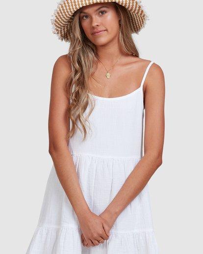 4 Paradise Found Dress White 6513621 Billabong
