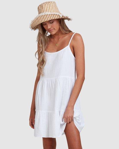 0 Paradise Found Dress White 6513621 Billabong
