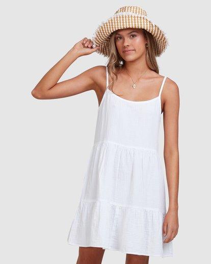 1 Paradise Found Dress White 6513621 Billabong