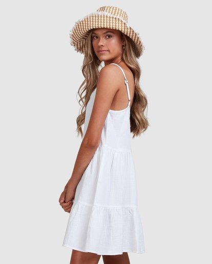 2 Paradise Found Dress White 6513621 Billabong