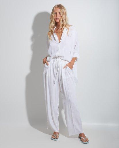 1 Beach Dream Shirt White 6513622 Billabong