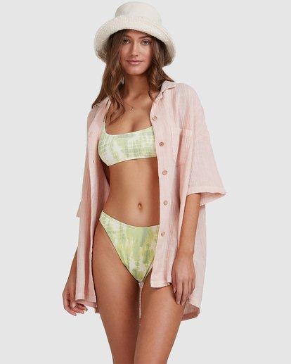 2 Beach Bound Shirt Pink 6513624 Billabong
