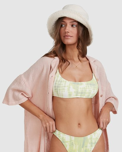 3 Beach Bound Shirt Pink 6513624 Billabong