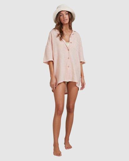 8 Beach Bound Shirt Pink 6513624 Billabong