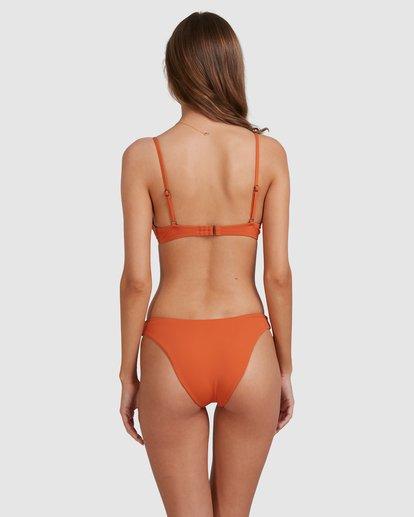 4 Sol Searcher Reese Underwire Bikini Top Brown 6513705 Billabong