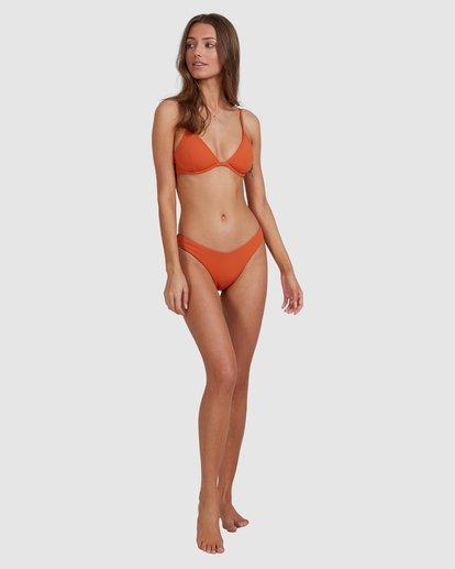 6 Sol Searcher Reese Underwire Bikini Top Brown 6513705 Billabong