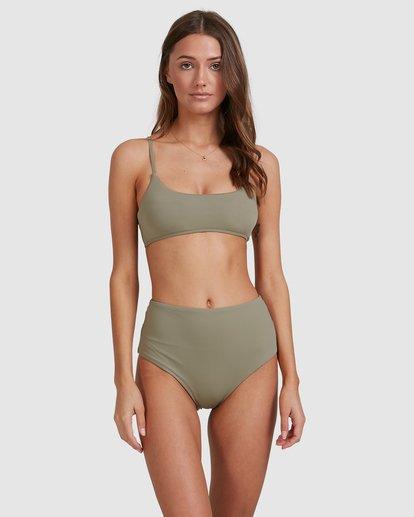 2 Sol Searcher Bralette Bikini Top Grey 6513706 Billabong