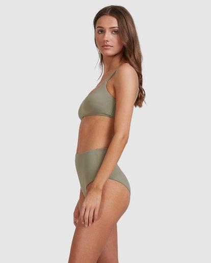 3 Sol Searcher Bralette Bikini Top Grey 6513706 Billabong