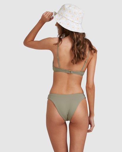 0 Sol Searcher Hike Bikini Bottoms Grey 6513709 Billabong