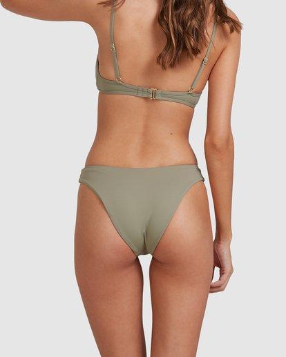 3 Sol Searcher Hike Bikini Bottoms Grey 6513709 Billabong