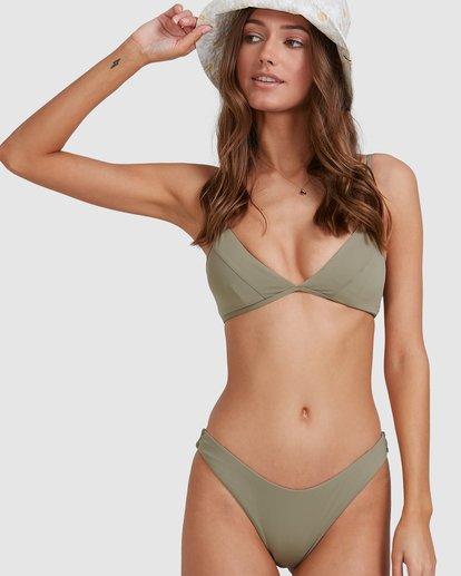4 Sol Searcher Hike Bikini Bottoms Grey 6513709 Billabong