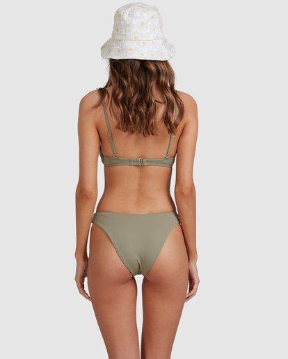 1 Sol Searcher Hike Bikini Bottoms Grey 6513709 Billabong
