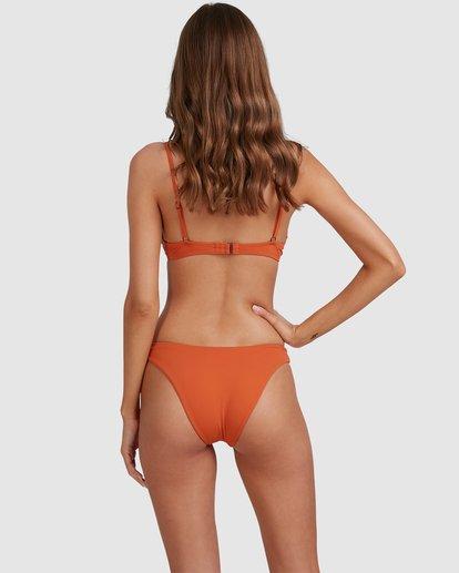 1 Sol Searcher Hike Bikini Bottoms Brown 6513709 Billabong