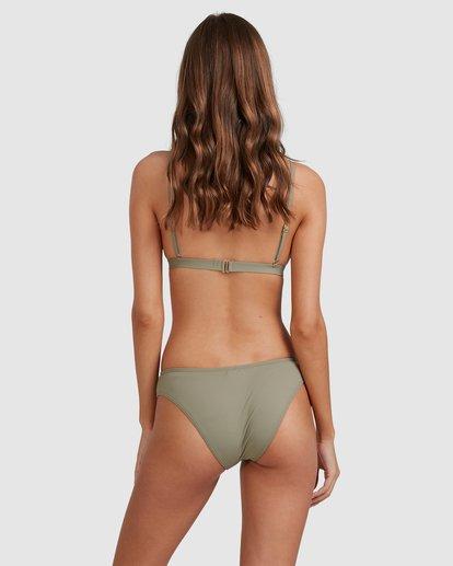 0 Sol Searcher Bondi Bikini Bottoms Grey 6513711 Billabong