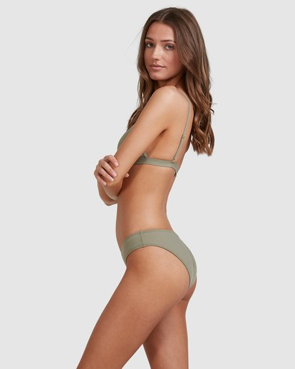 2 Sol Searcher Bondi Bikini Bottoms Grey 6513711 Billabong