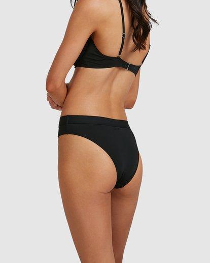 3 Sol Searcher Maui Rider Bikini Bottoms Black 6513713 Billabong