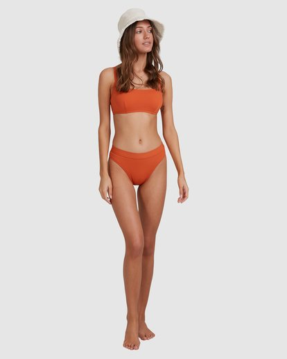 5 Sol Searcher Maui Rider Bikini Bottoms Brown 6513713 Billabong