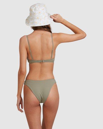 4 Sol Searcher Charlie Trilette Bikini Top Grey 6513717 Billabong