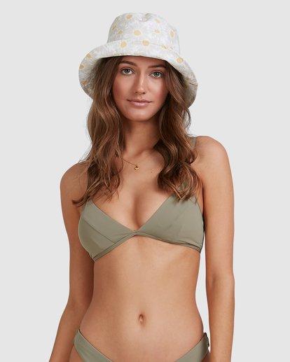 1 Sol Searcher Charlie Trilette Bikini Top Grey 6513717 Billabong