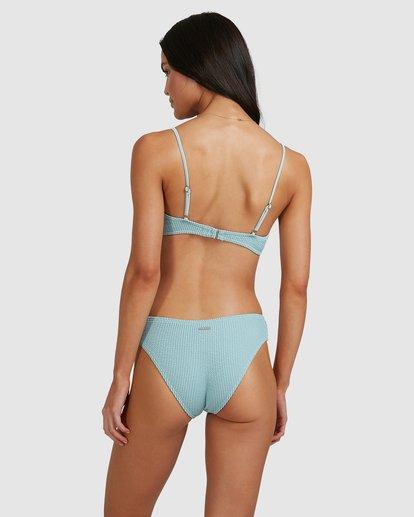 4 Summer High V Bralette Bikini Top Blue 6513718 Billabong