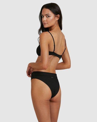 4 Summer High V Bralette Bikini Top Black 6513718 Billabong