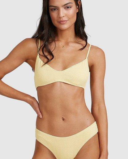 5 Summer High Bondi Bikini Bottoms Yellow 6513721 Billabong
