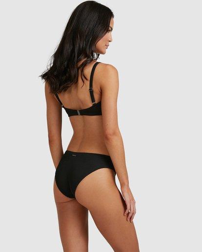 1 Summer High Bondi Bikini Bottoms Black 6513721 Billabong