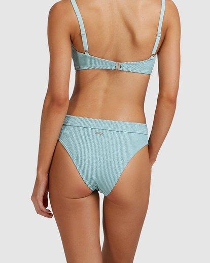 3 Summer High Maui Rider Bikini Bottoms Blue 6513722 Billabong