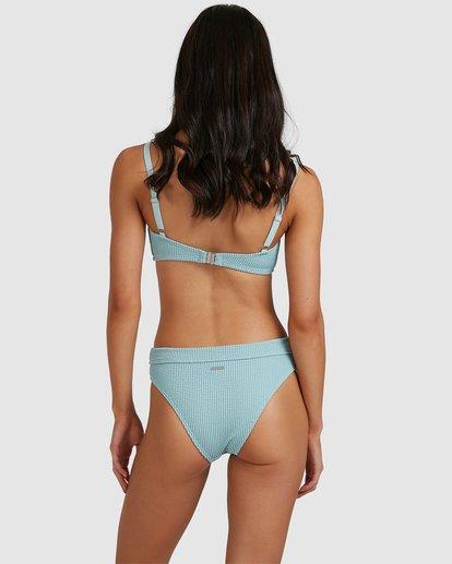 1 Summer High Maui Rider Bikini Bottoms Blue 6513722 Billabong