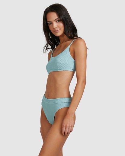 2 Summer High Maui Rider Bikini Bottoms Blue 6513722 Billabong