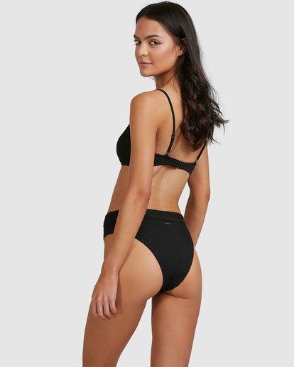 1 Summer High Maui Rider Bikini Bottoms Black 6513722 Billabong